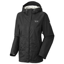 photo: Mountain Hardwear Women's Versteeg Rain Jacket waterproof jacket