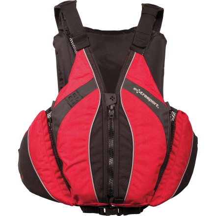 photo: Extrasport Baja life jacket/pfd