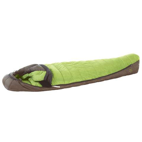 photo: Mountain Hardwear Women's Phantom 15° 3-season down sleeping bag