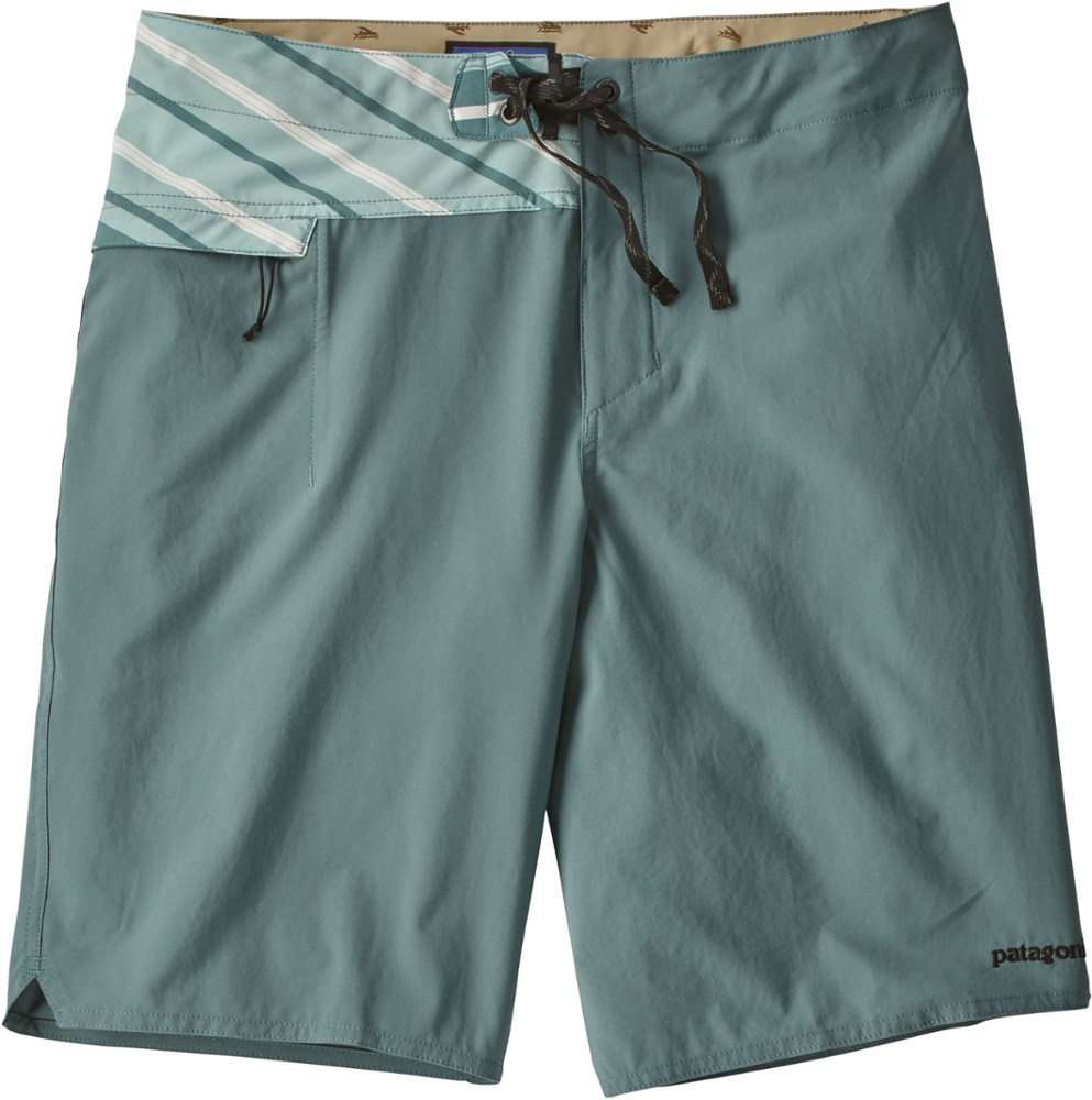 photo: Patagonia Stretch Hydro Planing Boardshorts active short