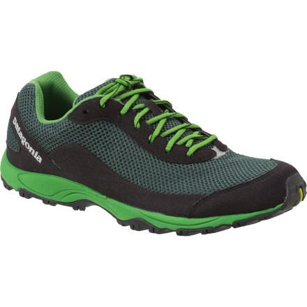 photo: Patagonia Fore Runner trail running shoe