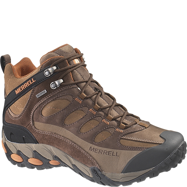 photo: Merrell Refuge Core Mid Waterproof hiking boot