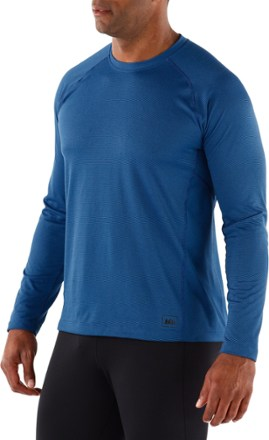 photo: REI Lightweight Long Underwear Crew Top base layer top