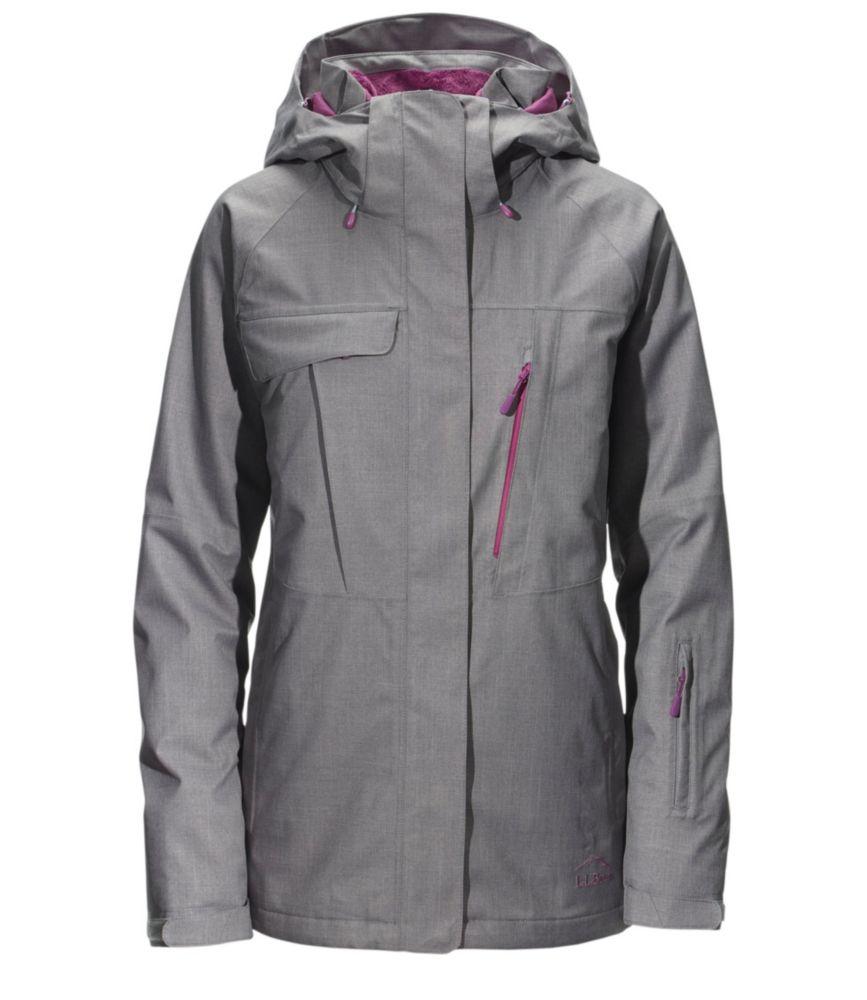 L.L.Bean Carrabassett Ski Jacket