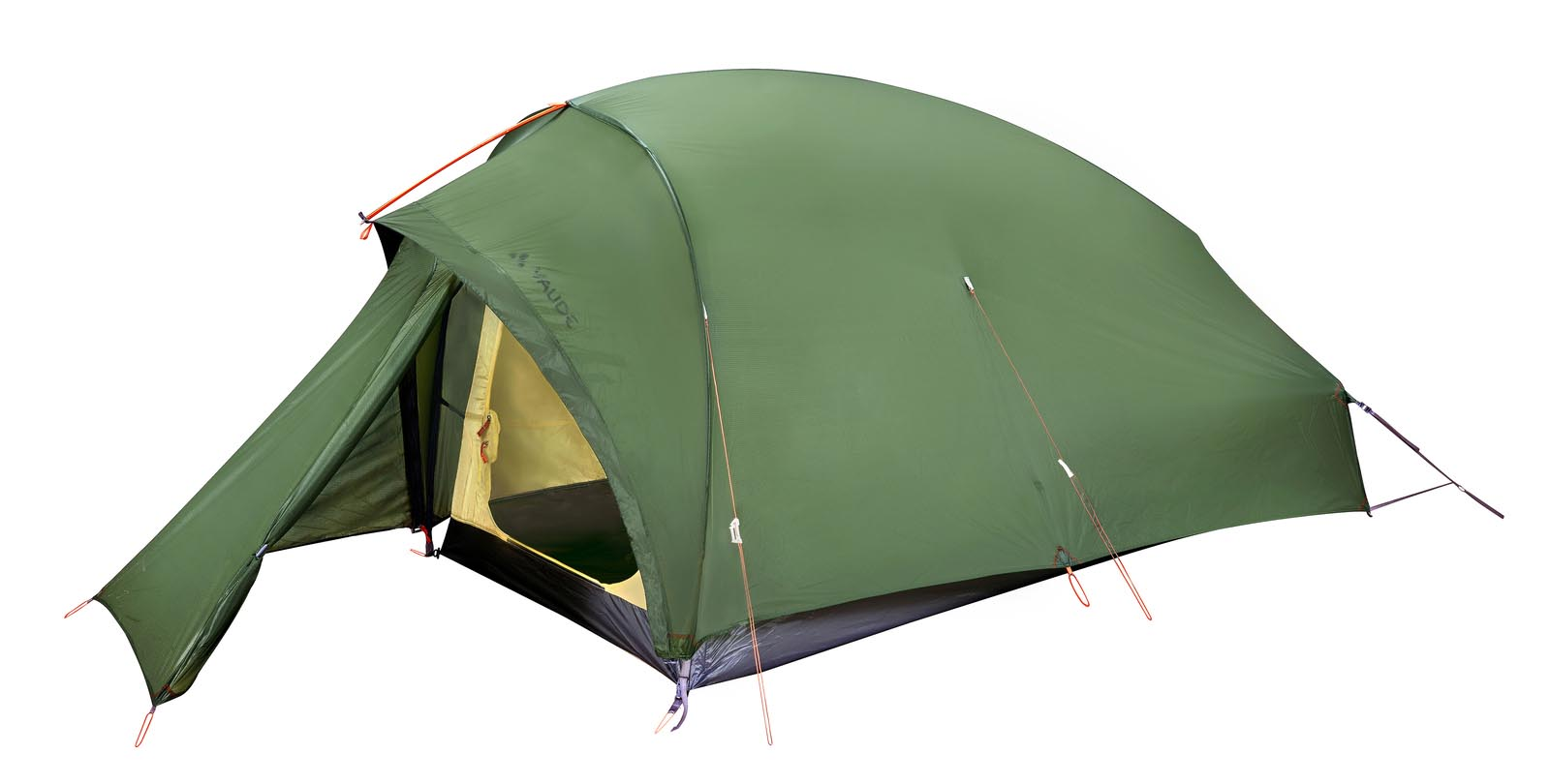 photo: VauDe Taurus UL 2P three-season tent
