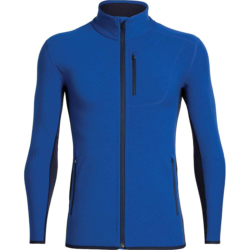 photo: Icebreaker Descender Long Sleeve Zip long sleeve performance top