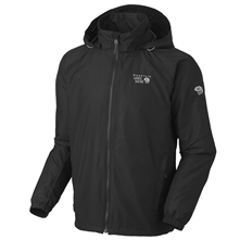 photo: Mountain Hardwear Men's Windrush Jacket wind shirt
