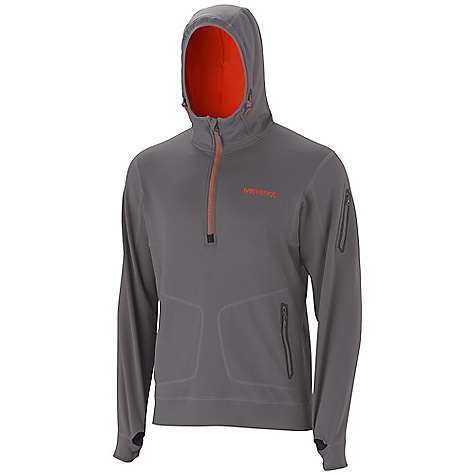 photo: Marmot Norden Half Zip Fleece fleece top