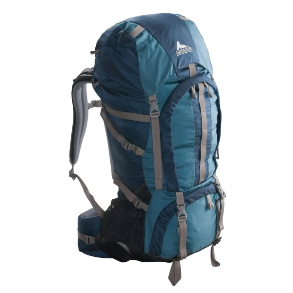 photo: Gregory Teton weekend pack (3,000 - 4,499 cu in)