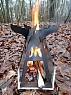 photo: Mummert Phoenix Wood-Burning Titanium Camp Stove