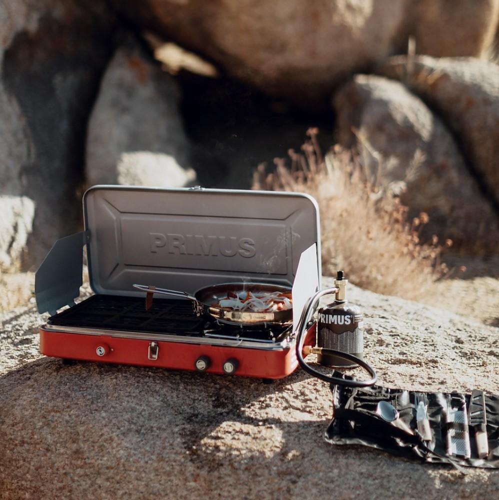 photo: Primus Profile Propane Camping Stove and Grill camp stove