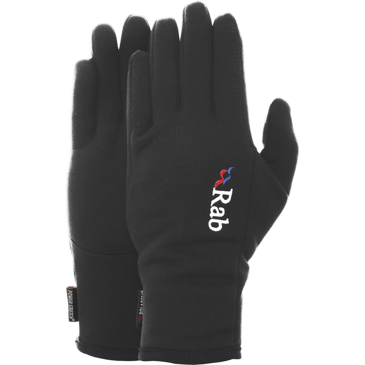 photo: Rab Power Stretch Pro Glove fleece glove/mitten