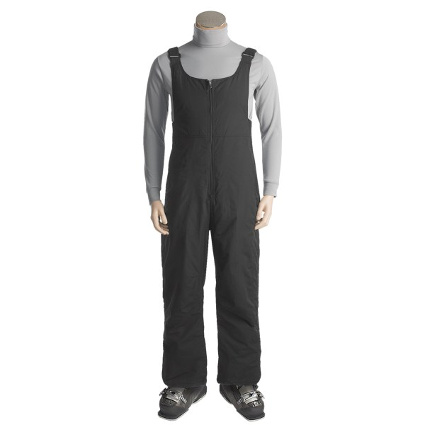 photo: White Sierra Insulated Bib Overall snowsport pant