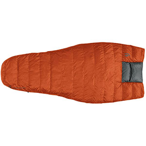 photo: Sierra Designs Backcountry Quilt 800 2-Season top quilt