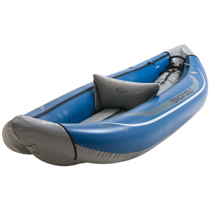 photo: Tributary Tomcat Solo inflatable kayak