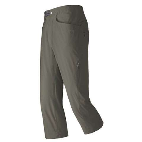 photo: Mountain Hardwear Ridgetop 3/4 Pant hiking pant