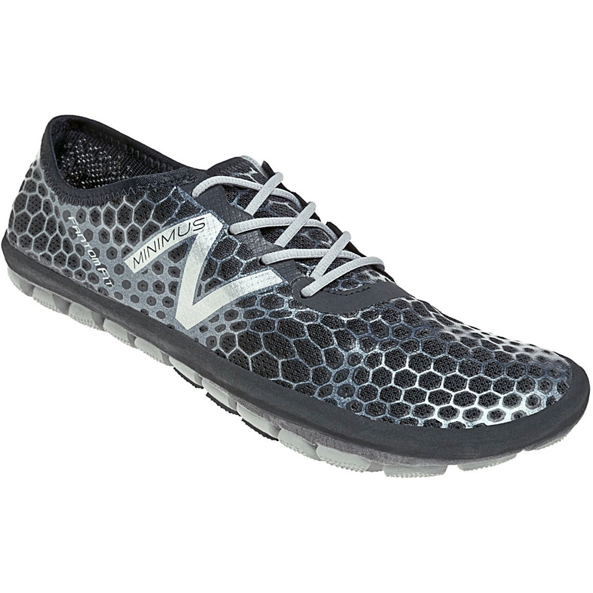 photo: New Balance Minimus Hi-Rez barefoot / minimal shoe