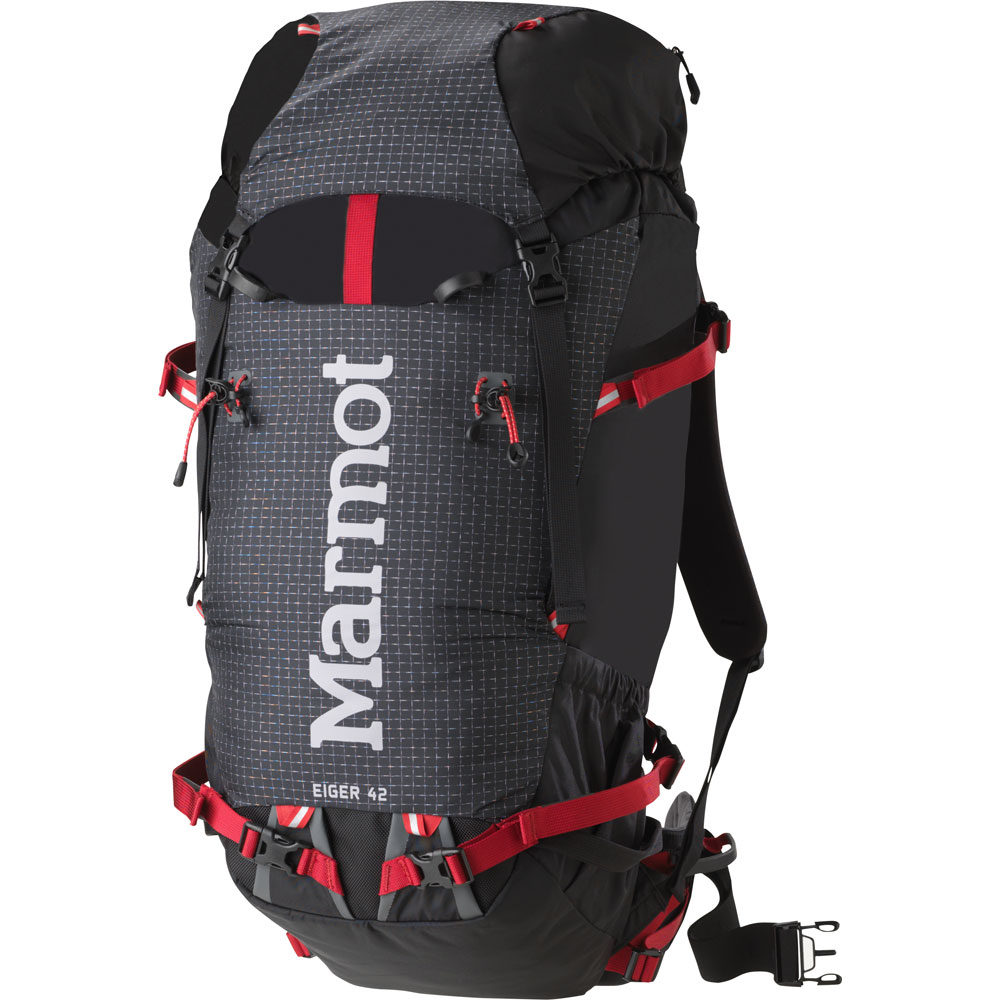 photo: Marmot Eiger 42 overnight pack (35-49l)
