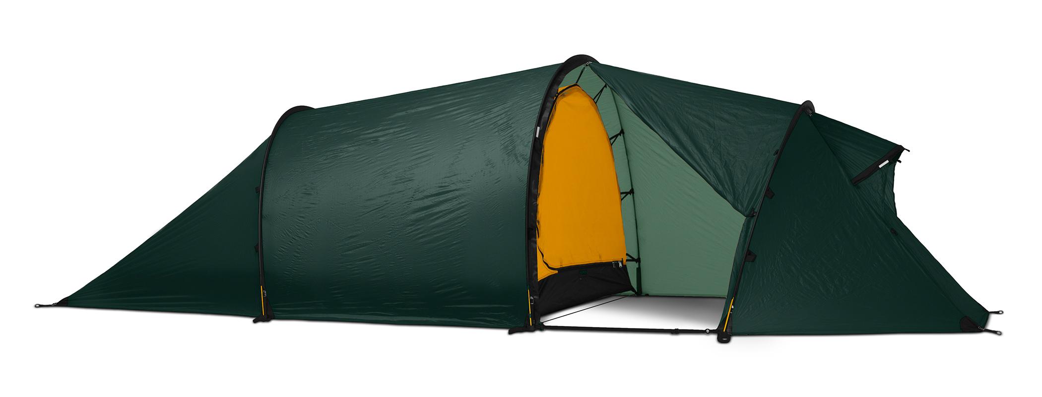 photo: Hilleberg Nallo 4 GT four-season tent