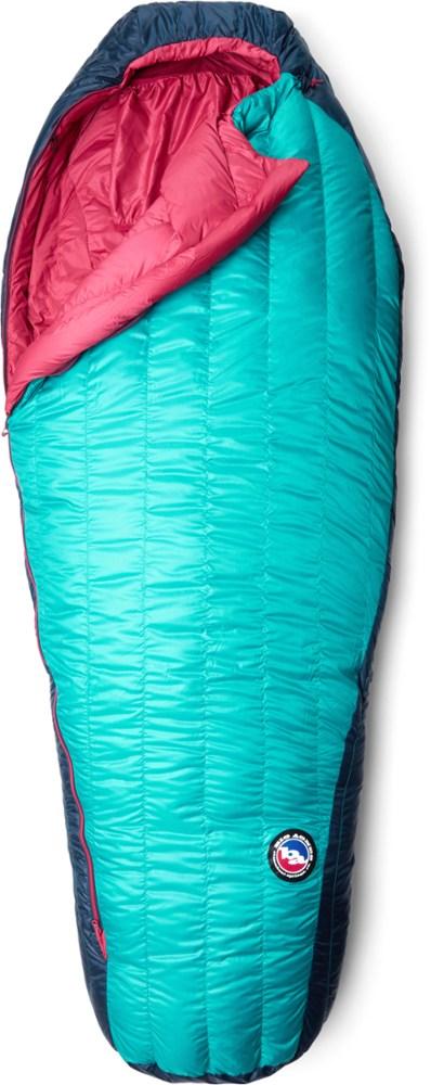 photo: Big Agnes Daisy Mae 15° 3-season down sleeping bag