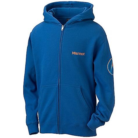 photo: Marmot Boys' Interval Hoody fleece jacket