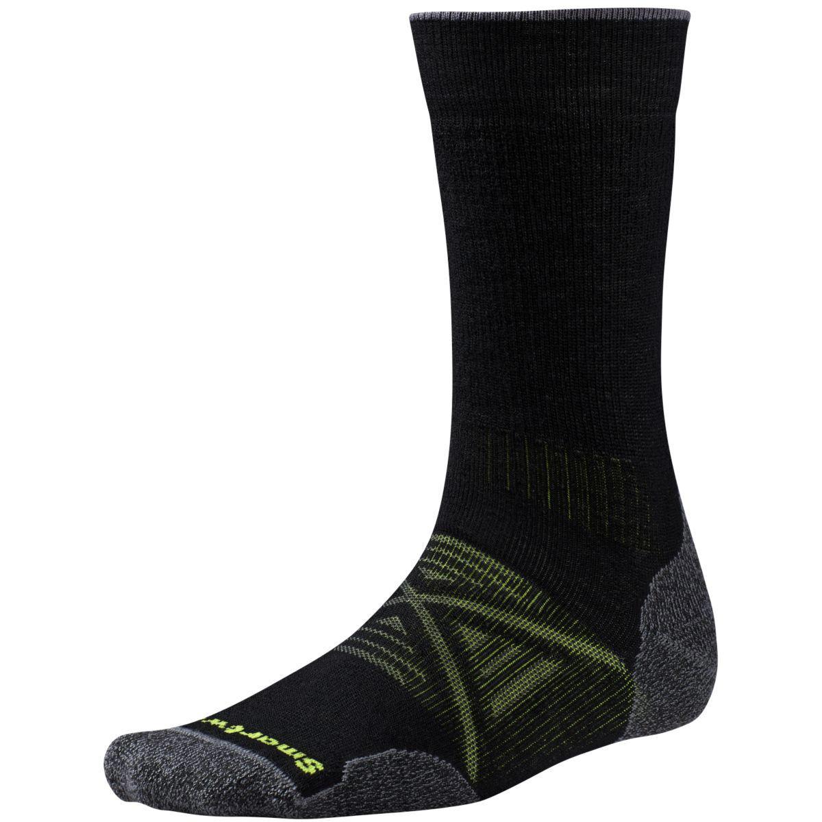 photo: Smartwool PhD Outdoor Medium Crew Sock hiking/backpacking sock