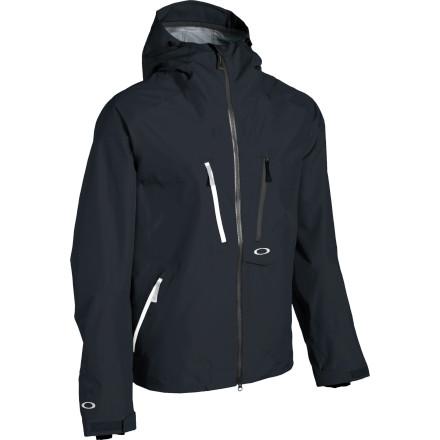photo: Oakley Sethmo Jacket waterproof jacket