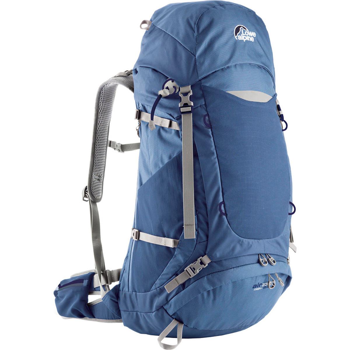photo: Lowe Alpine AirZone Trek + 35:45 overnight pack (2,000 - 2,999 cu in)