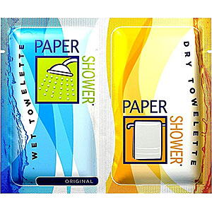 Paper Shower Original Body Wipes