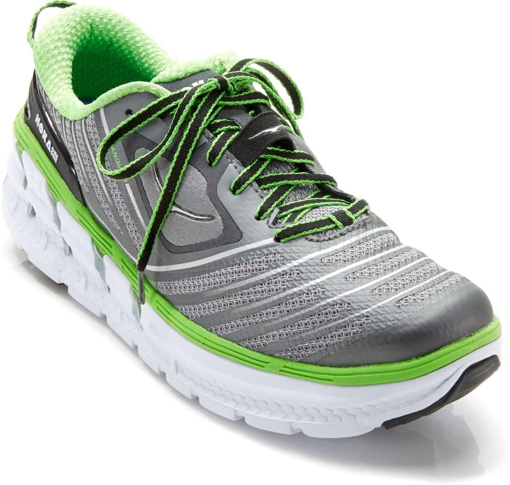 photo: Hoka Vanquish trail shoe