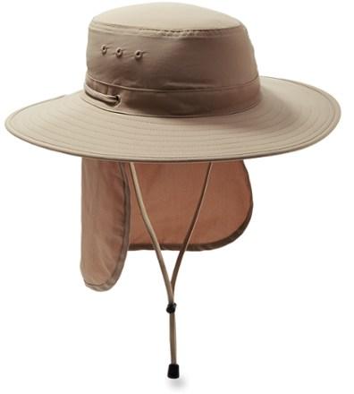 photo: REI Sahara Outback Cape Hat sun hat