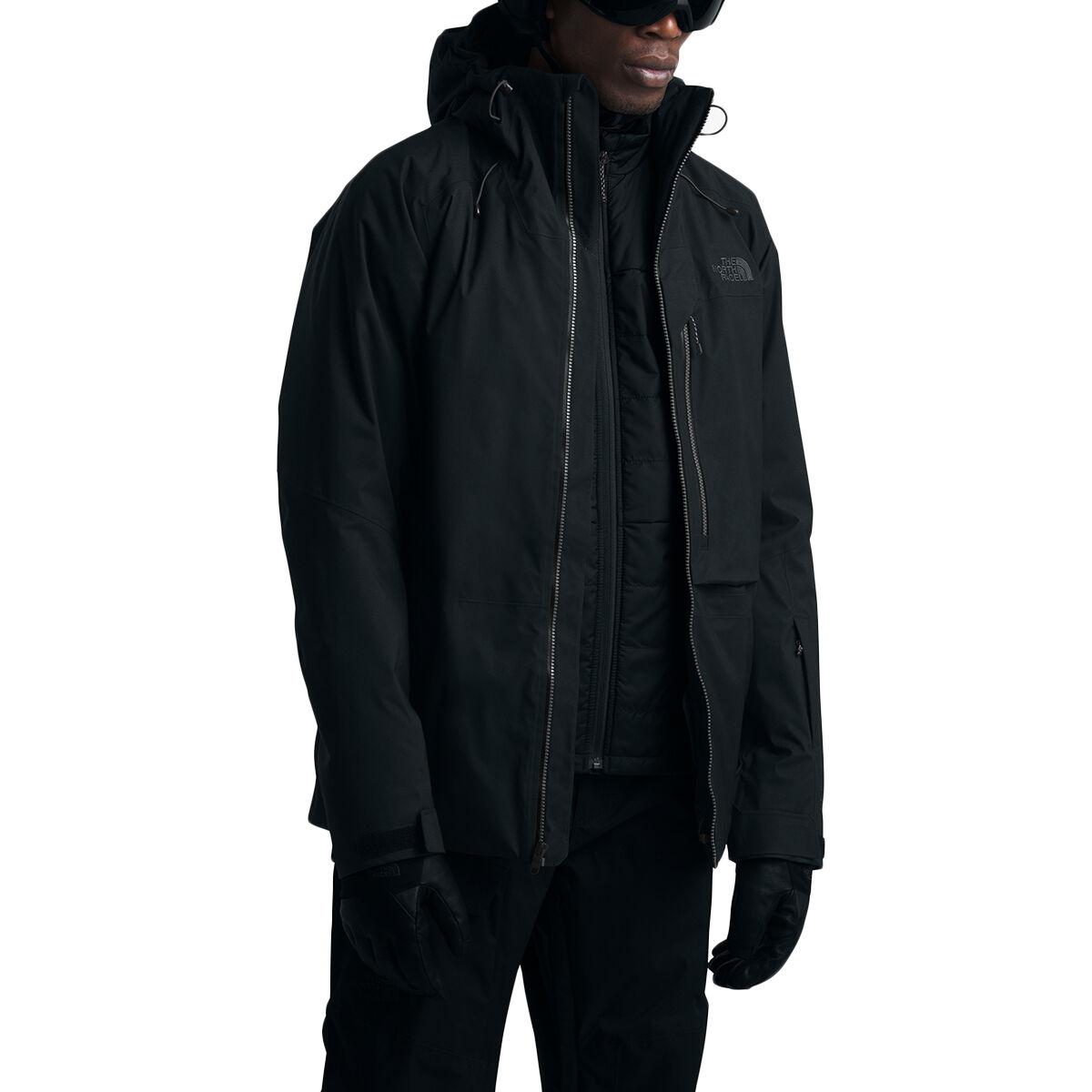 photo: The North Face Men's Sickline Jacket snowsport jacket