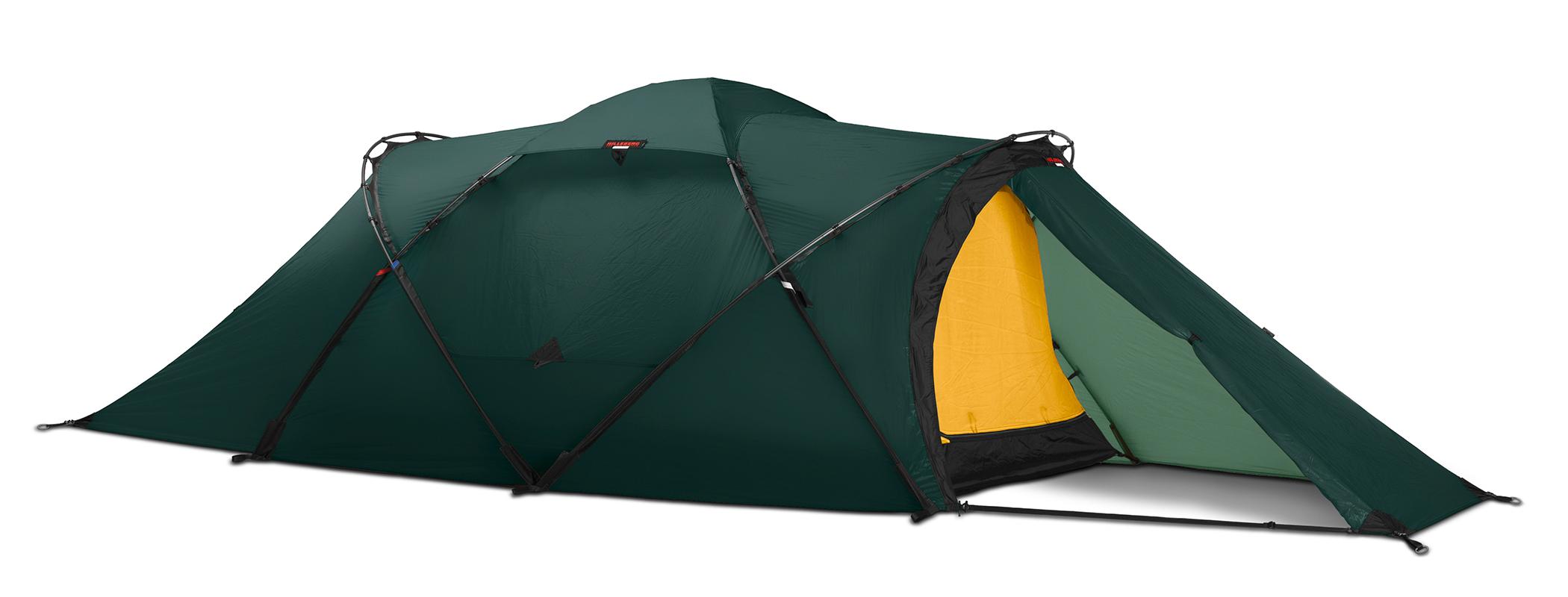 photo: Hilleberg Tarra four-season tent