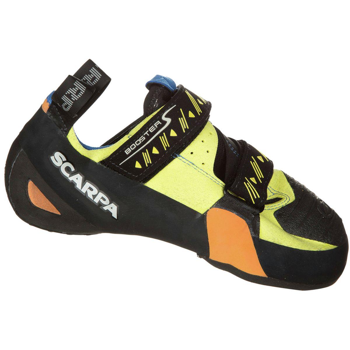 photo: Scarpa Booster S climbing shoe