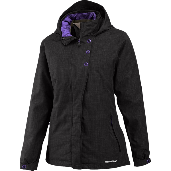 photo: Merrell Newkirk Tri-Therm component (3-in-1) jacket