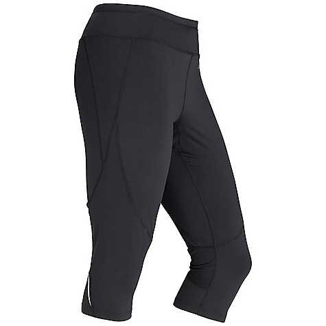 photo: Marmot Trail Breeze 3/4 Tight performance pant/tight