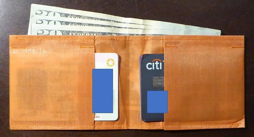 photo:   Zen Backpacks UL wallet accessory