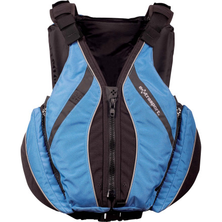 photo: Extrasport Women's Baja life jacket/pfd