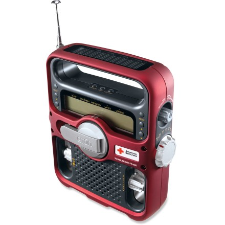 Etón Solarlink FR600 Radio
