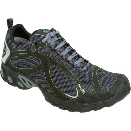 photo: TrekSta Evolution II trail shoe