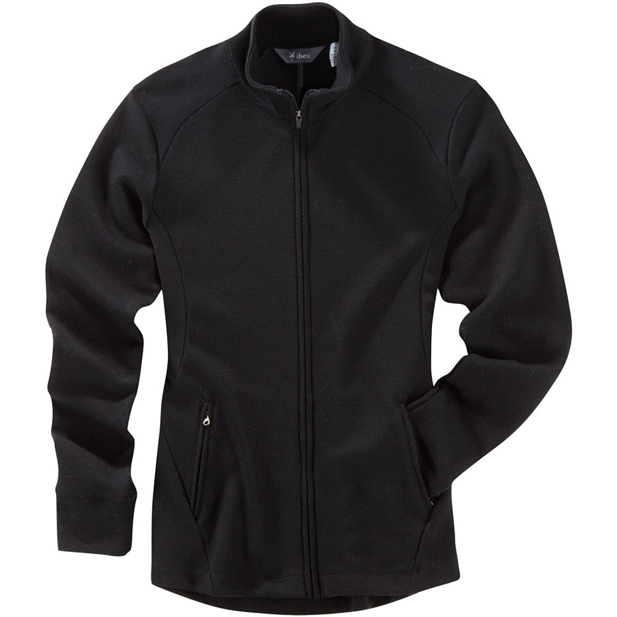 photo: Ibex Shak Full Zip II long sleeve performance top