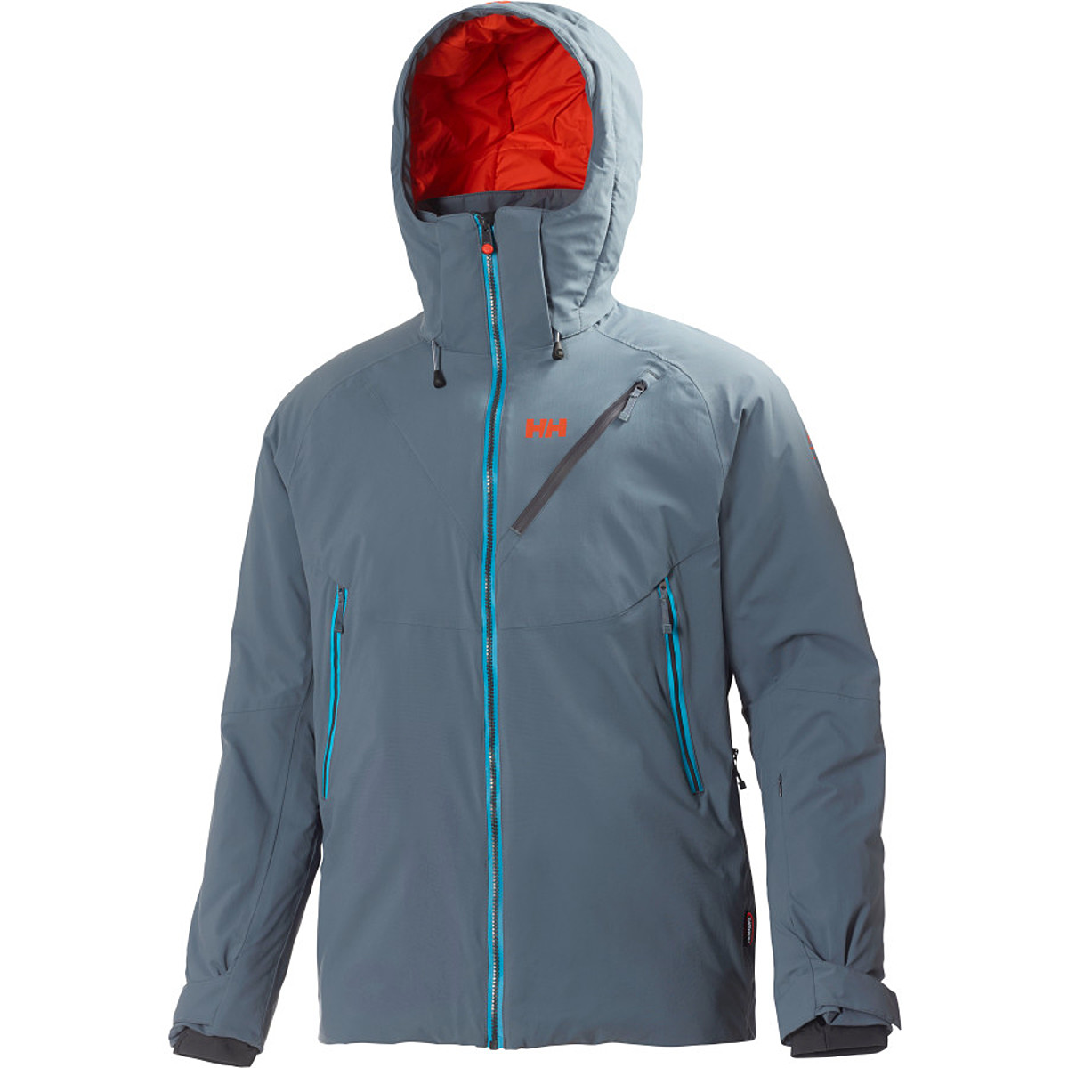 photo: Helly Hansen Mission Jacket snowsport jacket
