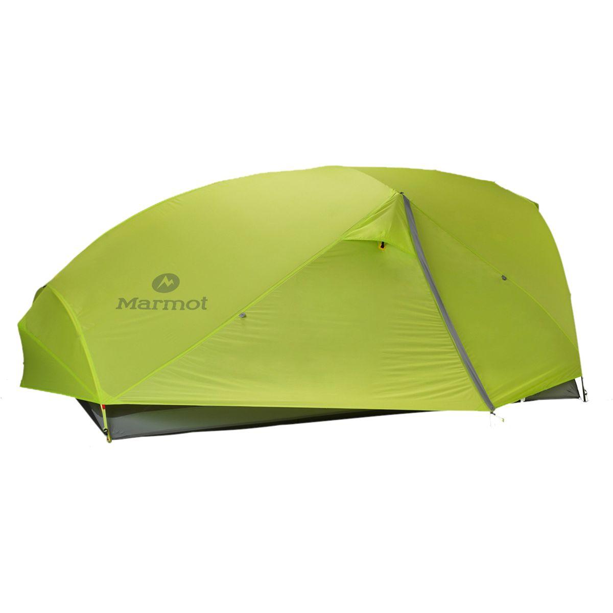 photo: Marmot Force 3P three-season tent