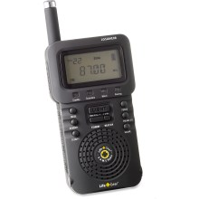 Life+Gear Homeland Security Alert Radio and Flashlight