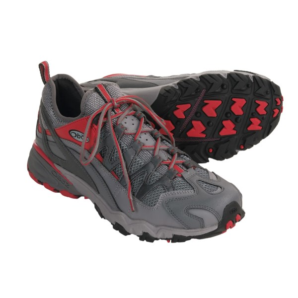 photo: Oboz Men's Ignition II trail running shoe
