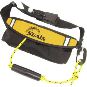 photo of a Seals paddling safety device