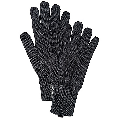 photo: Hestra Merino Wool Liner glove liner