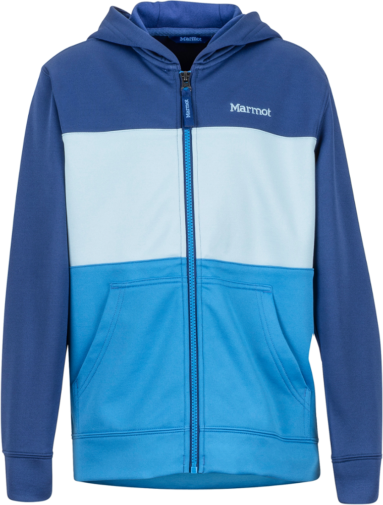 photo: Marmot Boys' Rincon Hoody fleece jacket