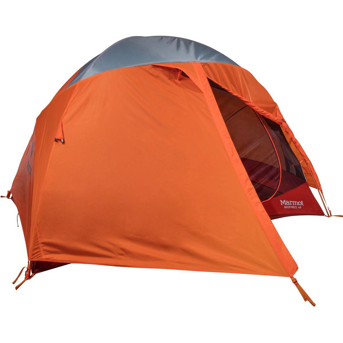photo: Marmot Midpines 6P three-season tent