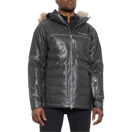 photo: Columbia OutDry Ex Diamond Heatzone down insulated jacket